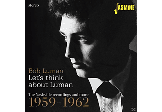 Bob Luman - Let's Think About Luman [CD]