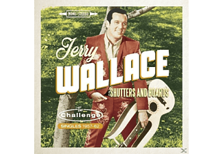 Jerry Wallace - Shutters & Boards - (CD)