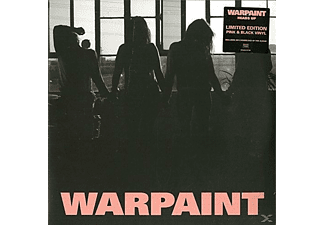 Warpaint - Heads Up-Indie Edition-Black/Pink Vinyl - (LP + Download)