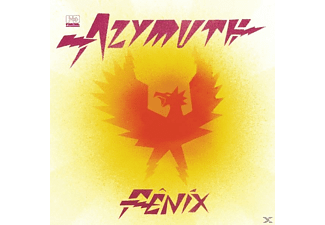 Azymuth - Fenix - (CD)