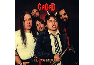 God - Highway To Dublin [CD]