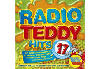 VARIOUS - Radio Teddy Hits Vol.17 (Neue Version) - (CD)