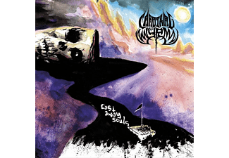 Cardinal Wyrm - Cast Away Souls (Golden-Purple Spla - (Vinyl)