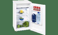 EXQUISIT KS 86 9 A+ Top Kühlschrank (109 KWh/Jahr, A+,