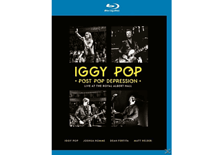 Iggy Pop - Post Pop Depression Live At Royal Albert Hall - (Blu-ray)