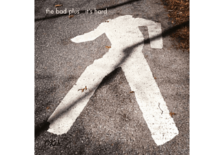The Bad Plus - It's Hard - (Vinyl)