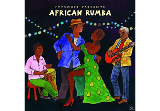 VARIOUS - African Rumba - (CD)