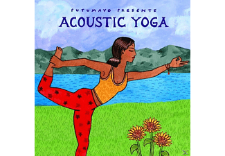 Putumayo Presents - Acoustic Yoga - (CD)