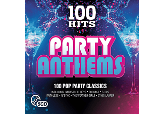 VARIOUS - 100 Hits-Party Anthems [CD]