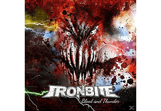 Ironbite - Blood & Thunder - (CD)