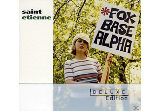 Saint Etienne - Fox Base Alpha - (CD)