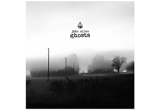 John Allen - Ghosts - (CD)