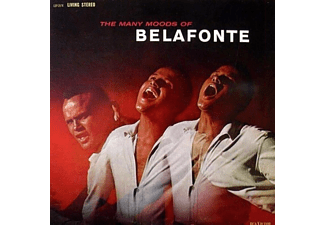 Harry Belafonte - The Many Moods of Belafonte (CD)