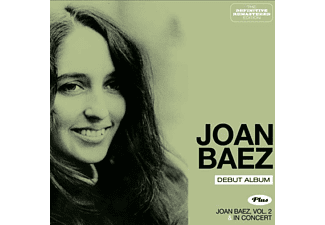 Joan Baez - Joan Baez in Concert, Vols. 1 & 2 (CD)