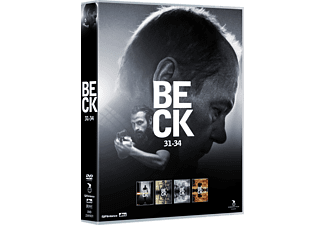 Beck 31 - 33 Thriller DVD