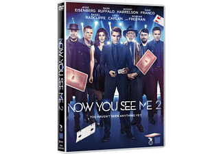 Now you see me 2 Komedi DVD