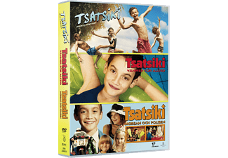 Tsatsiki Box DVD