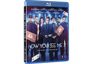 Now you see me 2 Komedi Blu-ray