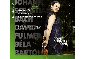 Sarah Kapustin - Point Counter Point - (CD)