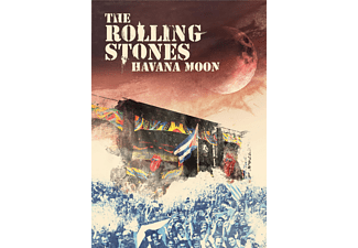 The Rolling Stones - The Rolling Stones: Havana Moon | DVD + Video Album