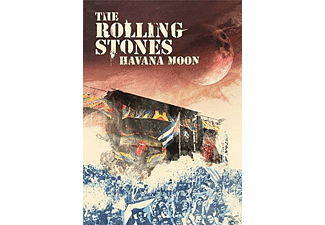 The Rolling Stones - Havana Moon (Limited DVD+BR+2CD Set) - (DVD + CD)