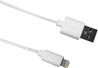 ISY Lightning to USB Cable 1m White - IUC 2001