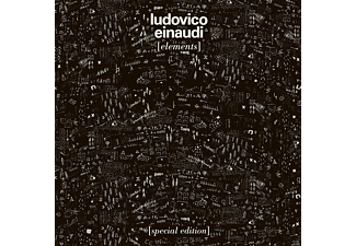 Ludovico Einaudi - Elements (Special Tour Edition) - (CD + DVD Video)