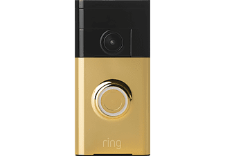 RING Video Deurbel Goud