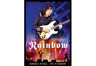 Richie Blackmores Rainbow - Memories In Rock-Live In Germany - (DVD)