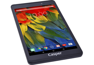 CASPER VIA S7W-G 7 inç IPS Ekran Intel Sofia 1.16 GHz 1 GB 16 GB Gri Tablet PC