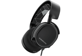 STEELSERIES Arctis 3 Svart