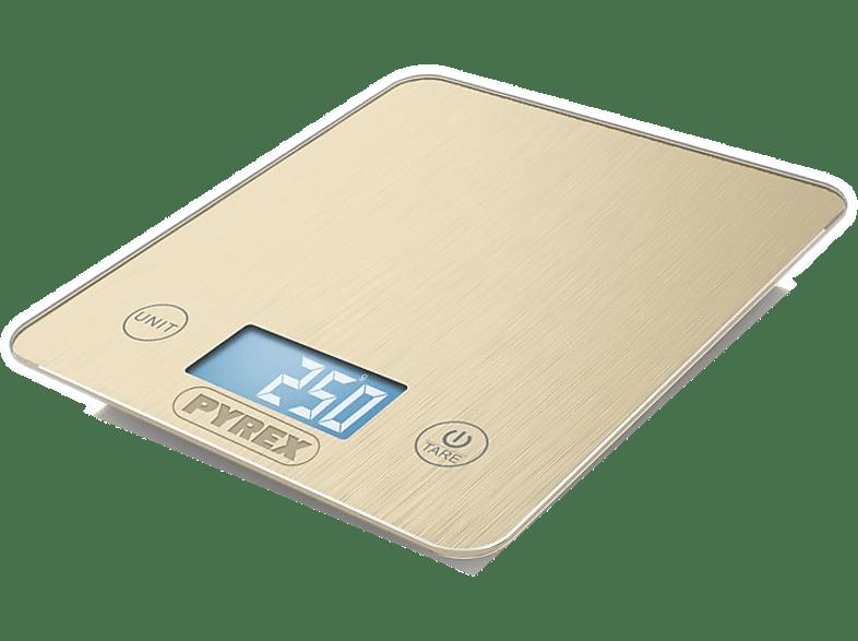 PYREX SB-710 Gold είδη σπιτιού   μικροσυσκευές για το μαγείρεμα ζυγαριές κουζίνας μικροσυσκευές