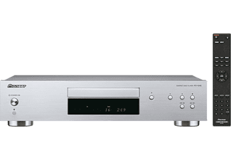PIONEER PD-10AE  CD-Spelare - Silver