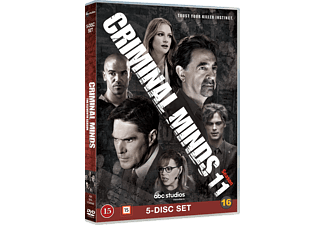 Criminal Minds S11 Thriller DVD