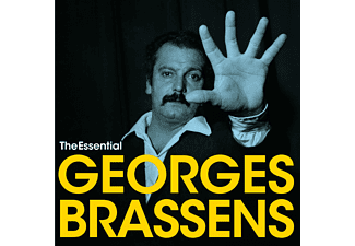Georges Brassens - The Essential (CD)