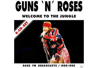 Guns N' Roses - Welcome To The Jungle - (CD)
