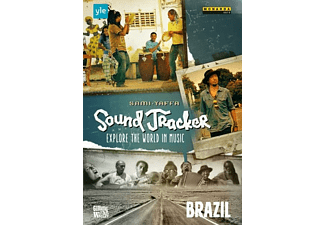 VARIOUS - Sound Tracker: Brazil - (DVD)