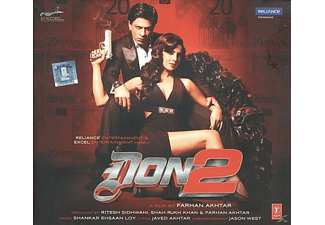 OST/Shah Rukh Khan - Don 2 - (CD)