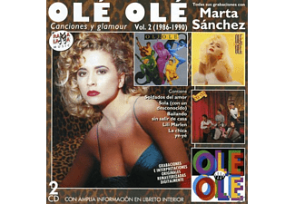 Ole Ole - Vol.2 1986-1990 Canciones Y Glamour [CD]
