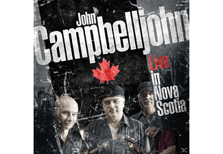John Campbelljohn Band - Live In Nova Scotia - (CD)
