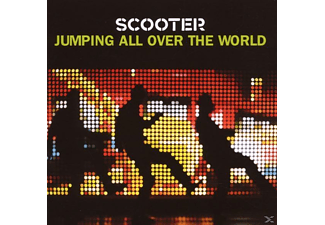 Scooter - Jumping All Over The World - (CD)