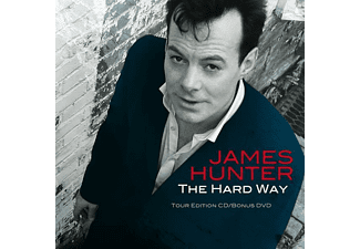 James Hunter - The Hard Way (Intl.Touring Edition) - (CD + DVD Video)