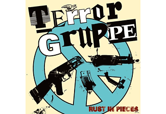 Terrorgruppe - Rust In Pieces - (CD)