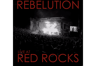 Rebelution - Red Rocks (CD+DVD) - (CD + DVD Video)