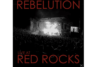 Rebelution - Red Rocks (Gatefold LP+MP3) - (LP + Download)