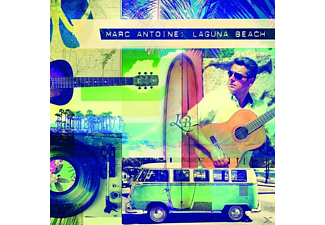 Marc Antoine - Laguna Beach [CD]