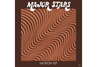 Major Stars - Motion Set - (Vinyl)
