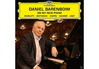 Daniel Barenboim - On My New Piano - (CD)