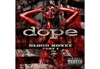 D.O.P.E. - Blood Money Part 1 - (LP + Bonus-CD)