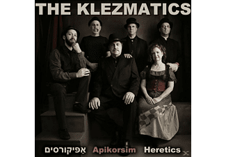 The Klezmatics - Apikorsim-Heretics - (CD)